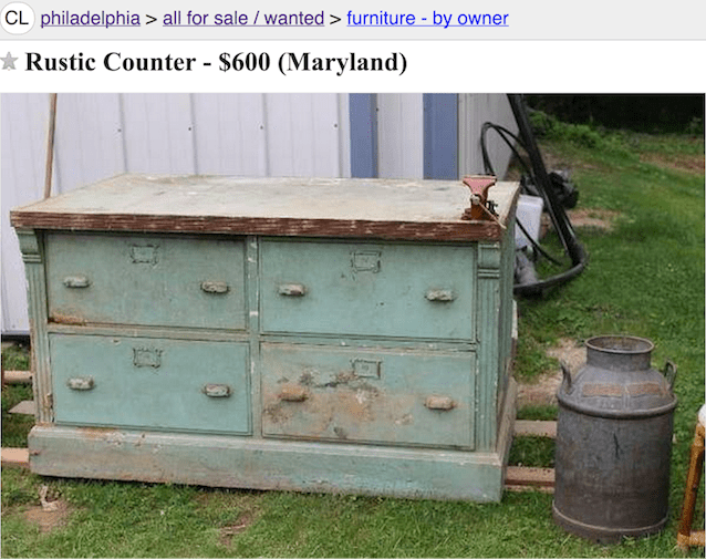 craigslist kitchen island sink undermount repurposed possibilities victoria planning our diy remodel i love the idea of using salvaged or materials