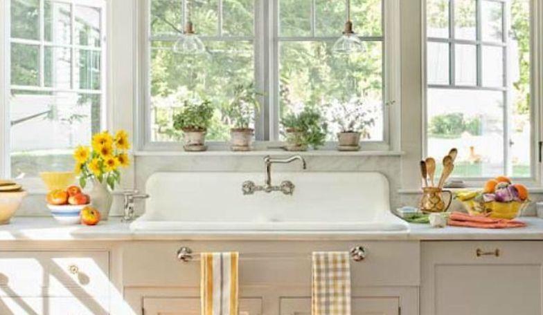 apron front farmhouse sink options