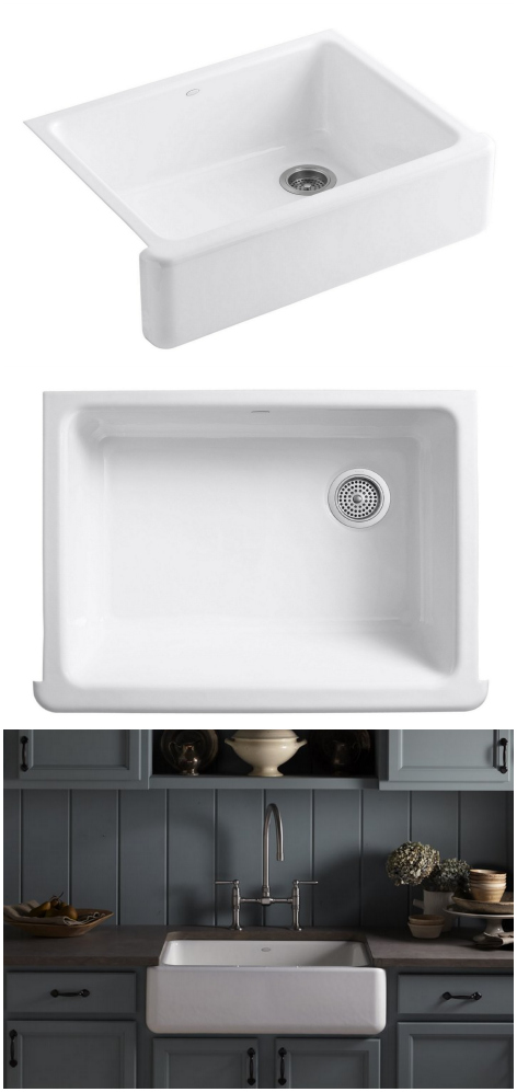 apron front farmhouse sink options and why i decided against fireclay victoria elizabeth barnes