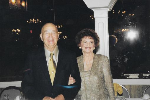 50th Wedding Anniversary Party, October 2000.