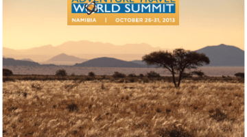 Adventure World Travel Summit 2013