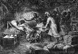david livingstone death