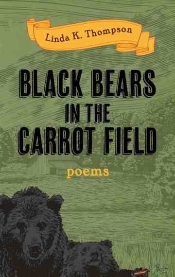 Black Bears in the Carrot Field