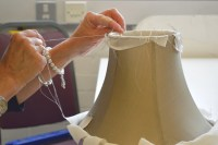 Making A Lampshade - Home Safe