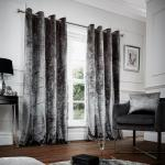 Crushed Velvet Curtains Victoria Home Living
