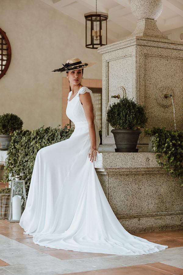 Vestido de novia Navarra