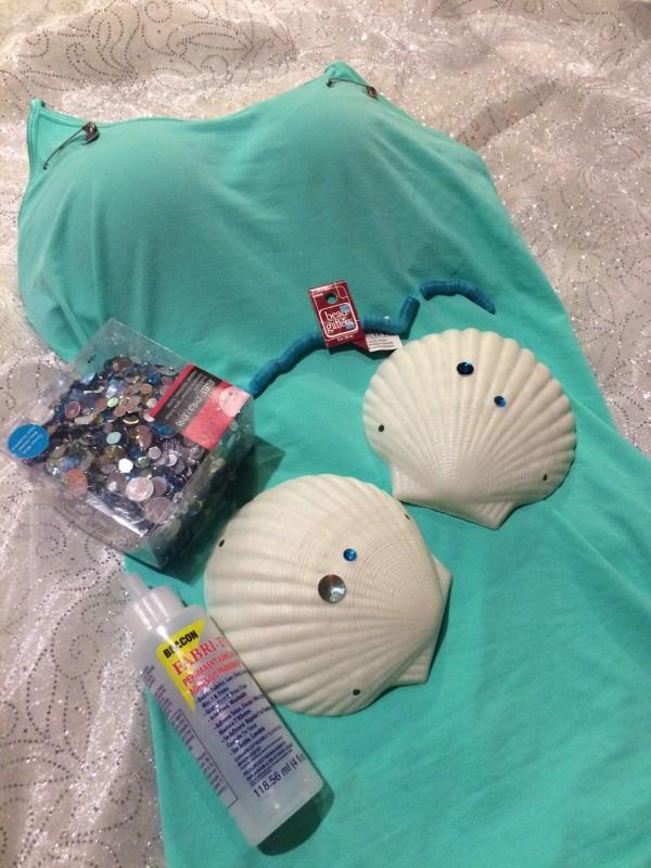 Diy Mermaid Costume Wild Beautiful And Free