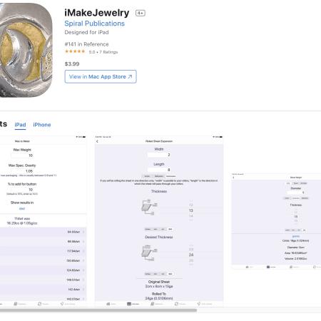 iMakeJewelry for iPad