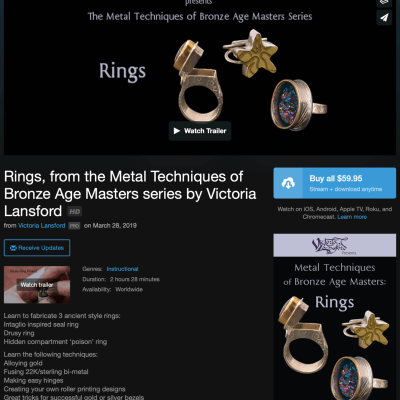 Rings for Download or Streaming…at Last!