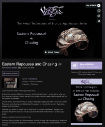Eastern Repousse by Victoria Lansford on Vimeo on Demand