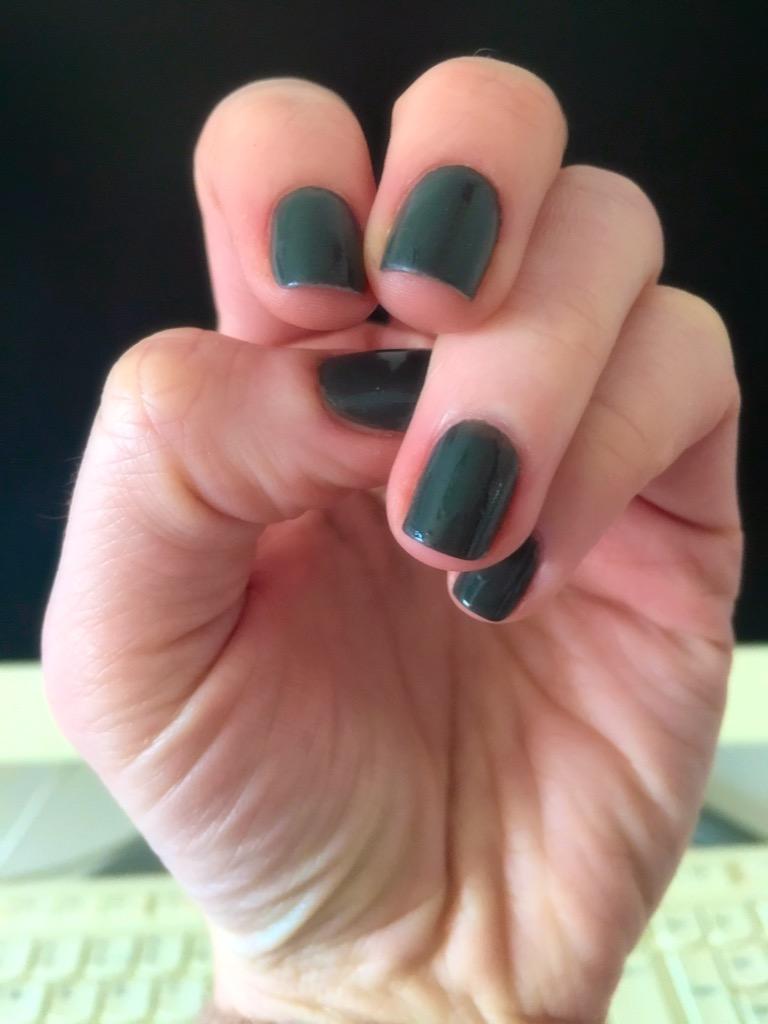 my favourite nail colour