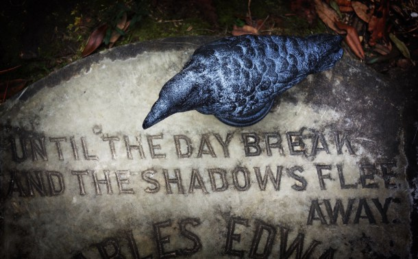 Until the day break and the shadows flee away