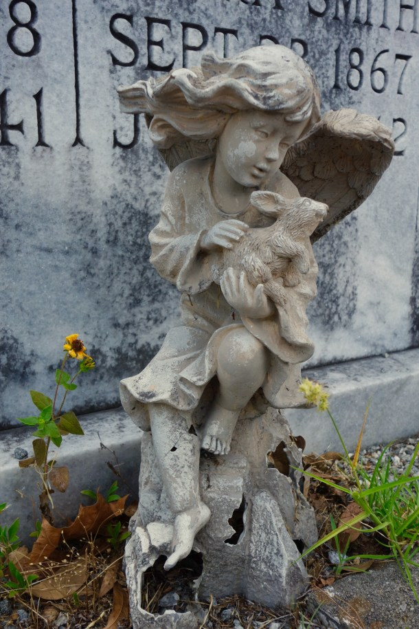 Day 8: Zion Hope Baptist Cemetery, Chauncey, Georgia