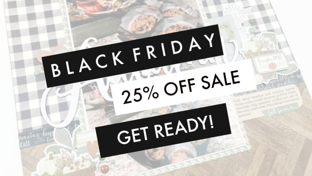 Black Friday Sale Get Ready Graphic (Large)