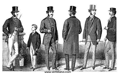 victorian clothing costumes for