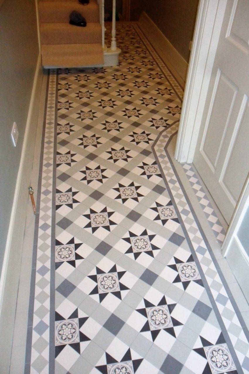 Victorian Style Bathroom Wall Amp Floor TilesNorth London