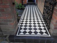 Victorian Tiles & Slate Garden NW2 London | Victorian ...