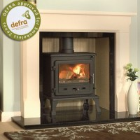 Firefox 8 Cleanburn Stove Package - Victorian Fireplace Store