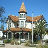 Morey Mansion Redlands CA Victorian Houses In Orange