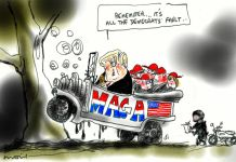 Alan Moir 22 September 2020