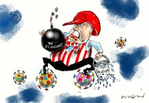 Alan Moir 23 September 2020