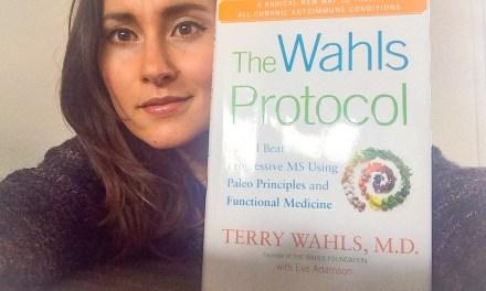 Terry Wahls update #3: waardevol