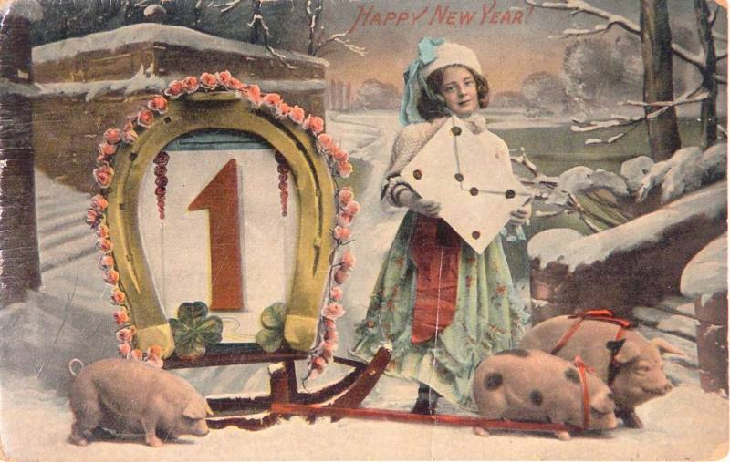 Top 10 Victorian New Years Traditions Amp Superstitions
