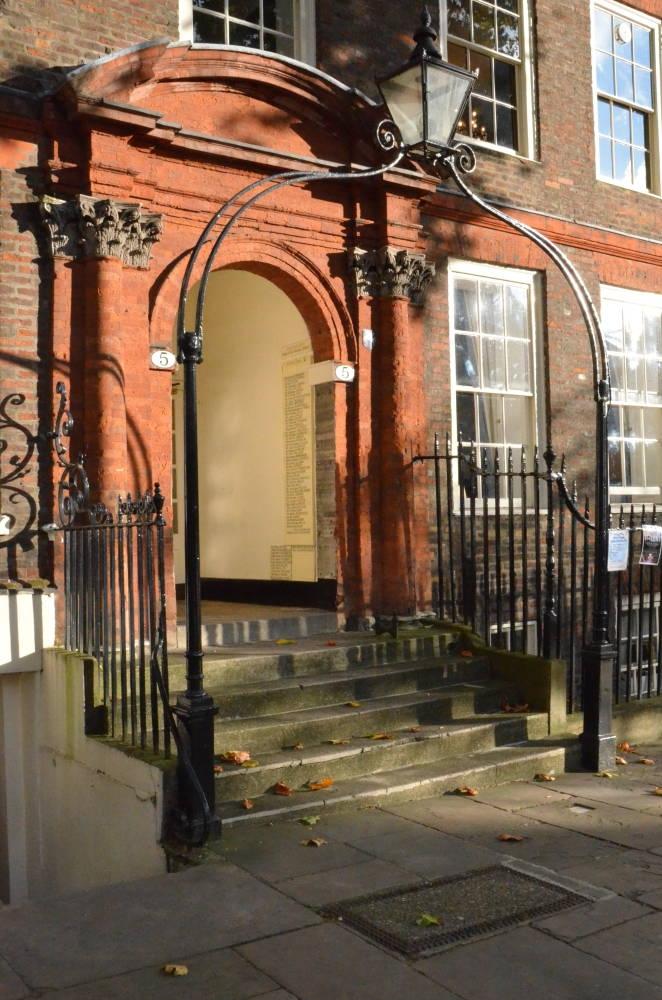 King's Bench Walk, Inner Temple, London