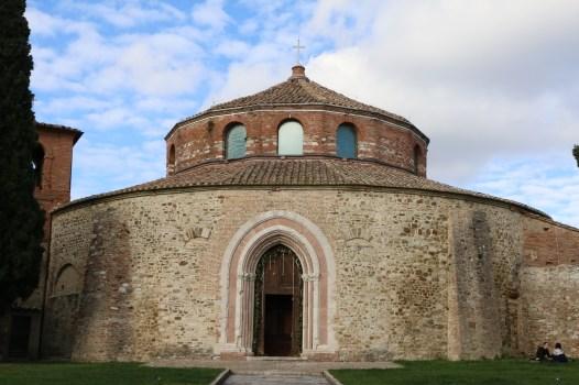 Church of Sant' Angelo, 5th century