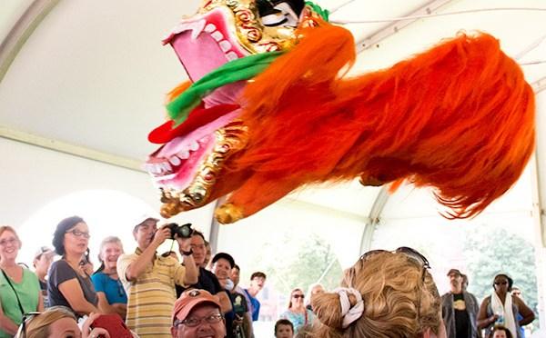Smithsonian Folklife Festival 2014