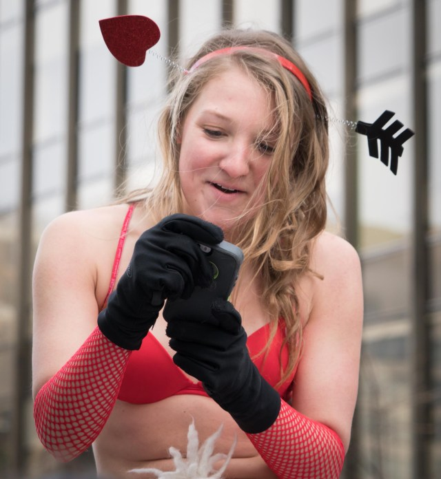 2016 Cupid's Undie Run, D.C., for the Children's Tumor Foundation