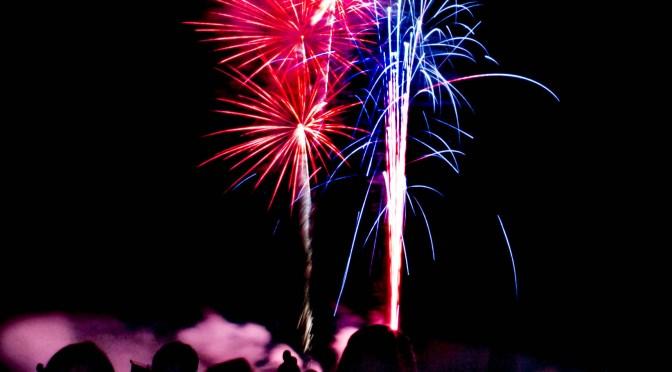 Rehoboth fireworks