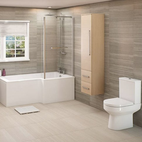 Luxury Bathroom Suites UK from 149  VictoriaPlumcom