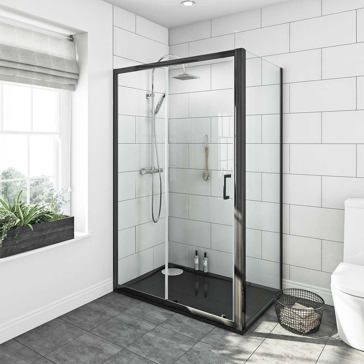 Granite Shower Enclosures - Home Design Ideas