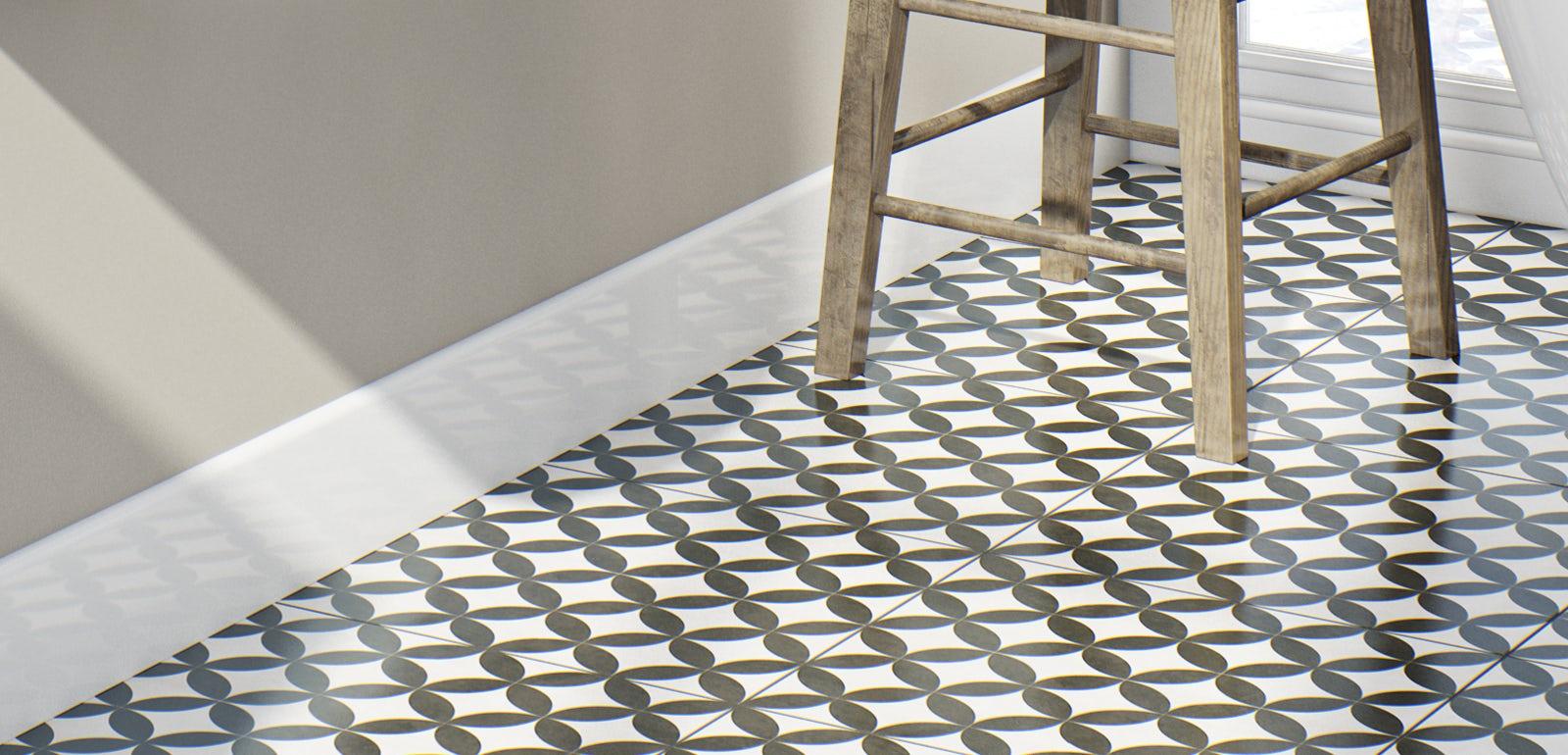 5 great bathroom flooring ideas | victoriaplum