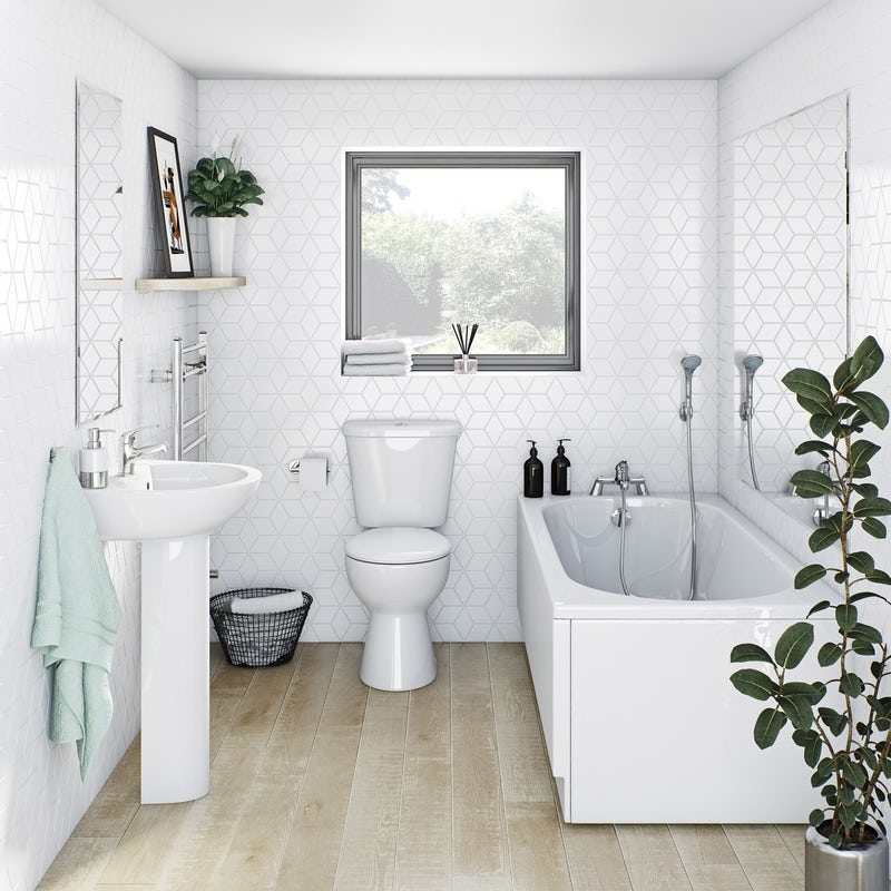 a bathroom fitted