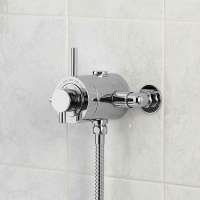 How do thermostatic shower valves work? | VictoriaPlum.com