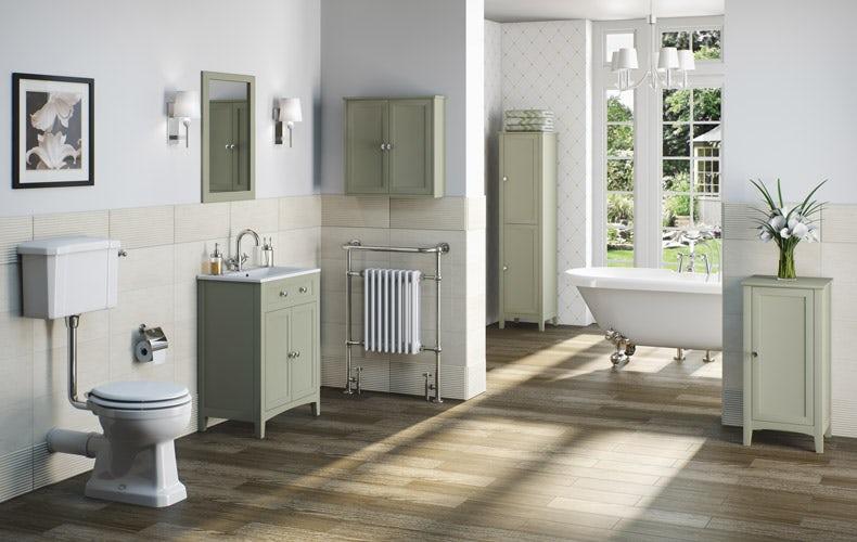 Traditional Bathroom Inspiration
