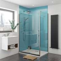 Zenolite plus water acrylic shower wall panel 2440 x 1000 ...