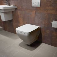 5 Reasons to Buy a Wall Hung Toilet | VictoriaPlum.com
