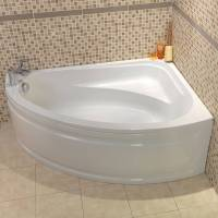 Corner Baths and Back to Wall Baths | VictoriaPlum.com