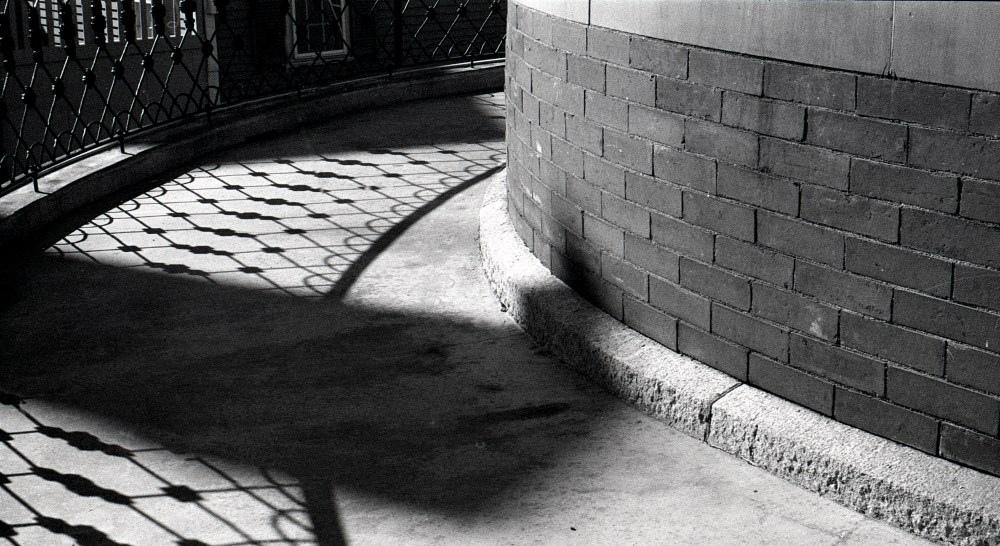 Shadows on the Porch