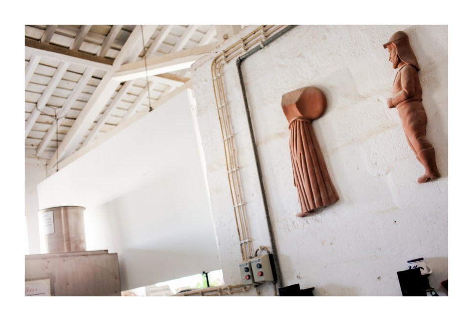 Wall Statuettes