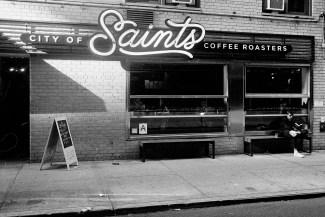 Saints Cafe