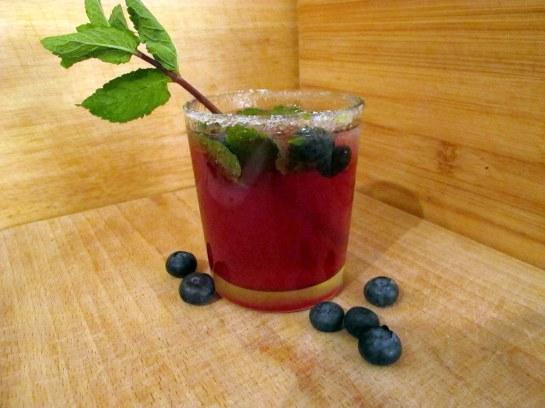 blueberry mock-ito