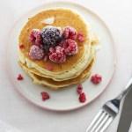 Ricotta Hotcakes