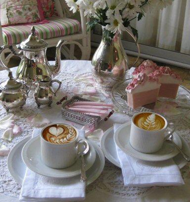 Tea & Coffee  - The Proper Etiquette (2/6)