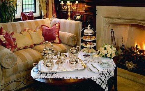 Tea & Coffee  - The Proper Etiquette (4/6)