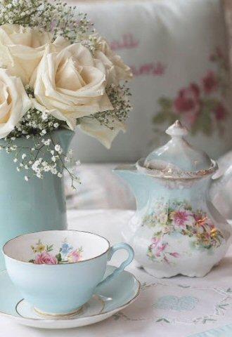 Tea & Coffee  - The Proper Etiquette (5/6)