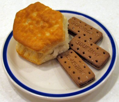 Recipes - English Vanilla Biscuits (1/5)
